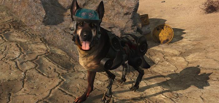 Обновленная пустыня Мохаве в геймплейном ролике Fallout 4: New Vegas