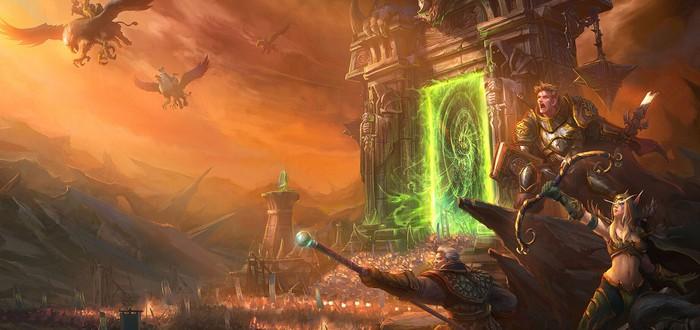 Эпичные концепт-арты игр Blizzard: города протосов, морские битвы и многое другое