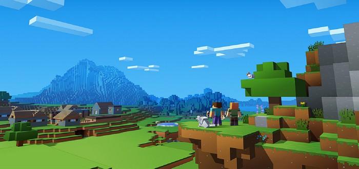 Продажи Minecraft превысили 200 миллионов копий