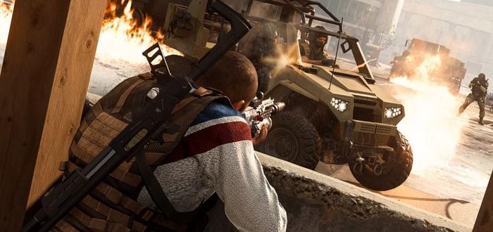 Новые карты и классическая королевская битва — детали очередного апдейта Call of Duty: Modern Warfare