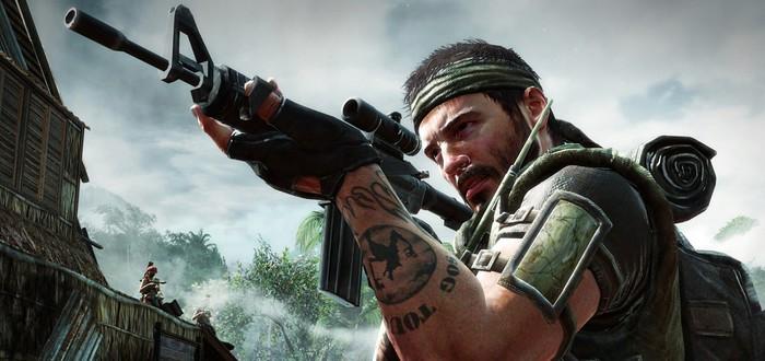 """""""Цифры, Мэйсон!"""" — Treyarch выпустила ролик к десятилетию премьеры Call of Duty: Black Ops"""