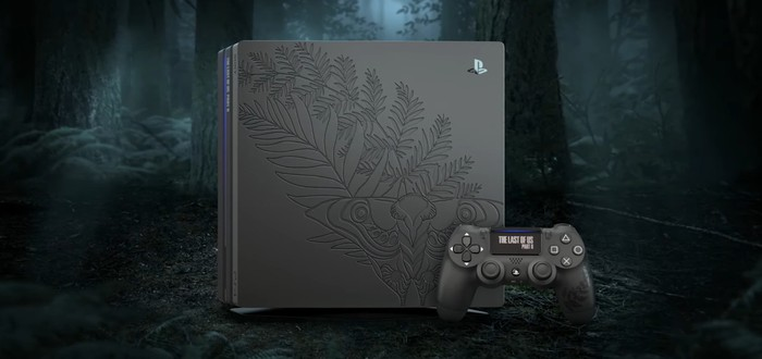 Sony анонсировала бандл PS4 Pro с The Last of Us Part 2