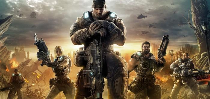 На YouTube всплыл геймплей Gears of War 3 для PS3