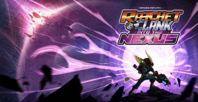 Sony и Insomniac Games Анонсировали Ratchet & Clank: Into the Nexus