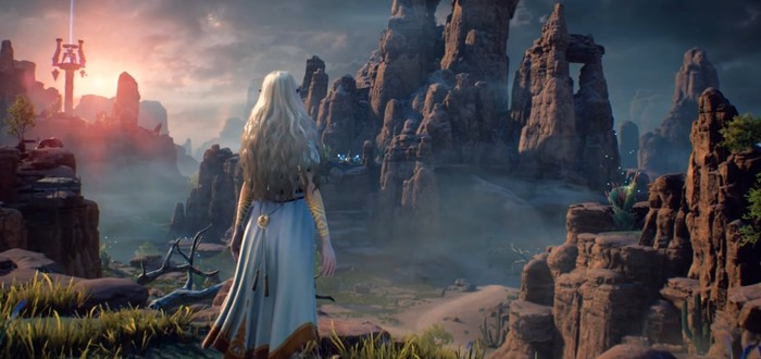 NetEase разрабатывает экшен Project Ragnarok по мотивам скандинавской мифологии
