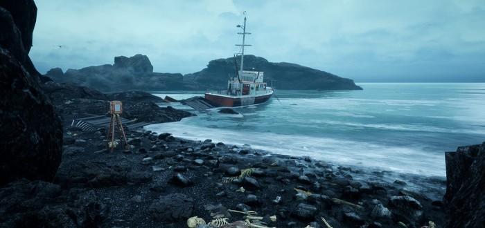 Ужасы забытого острова в трейлере хоррора The Shore по мотивам произведений Лавкрафта