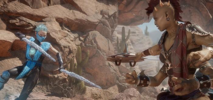 Никому нельзя доверять — релизный трейлер дополнения Aftermath для Mortal Kombat 11