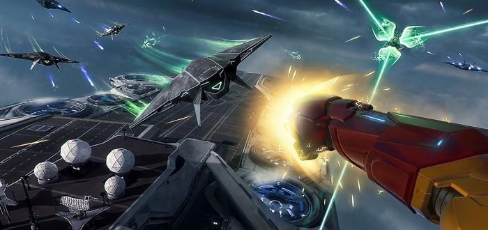 В PS Store вышла демоверсия Iron Man VR
