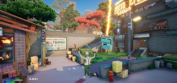 Анонсирована Just Die Already — игра про пенсионеров в духе Goat Simulator