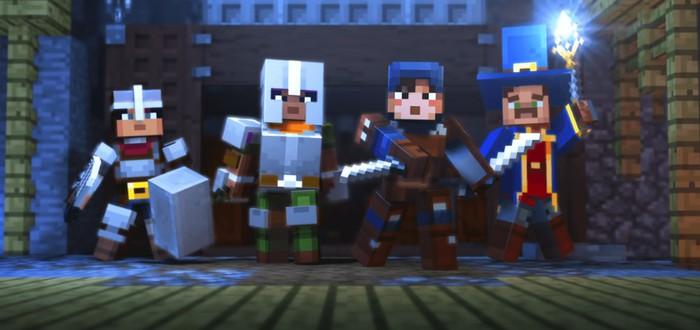 Первые оценки Minecraft: Dungeons — неплохой диаблоид