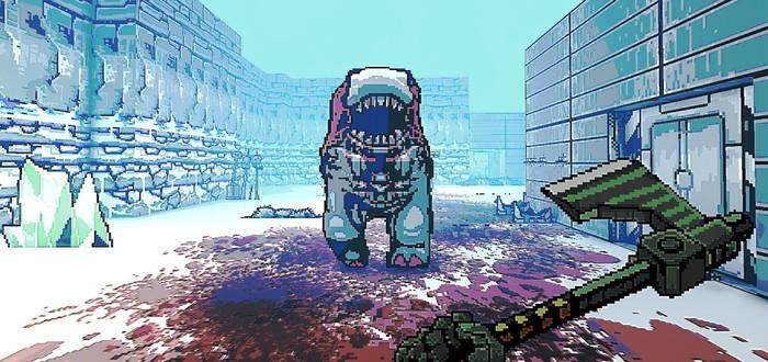 Ретро-шутер Project Warlock выйдет на консолях в июне