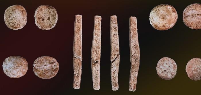 Археологи обнаружили настольную игру возрастом 1700 лет