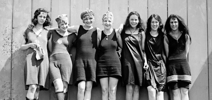 Эти фотографии 1920-ых годов показывают, что люди за сто лет почти не поменялись