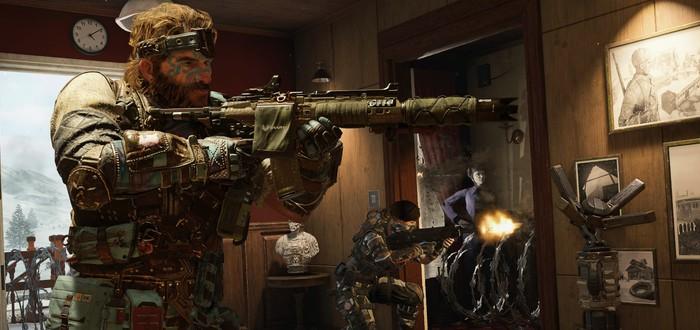 Утечка: Геймплей отмененной сюжетной кампании Call of Duty Black Ops 4