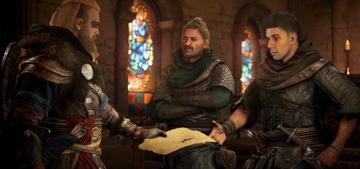 Специалист по историческим событиям рассказал о реалистичности Assassin's Creed Valhalla