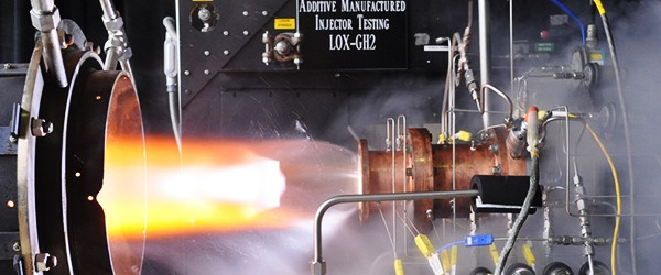 Sunday Science: NASA тестирует ракетный инжектор напечатанный на 3D принтере