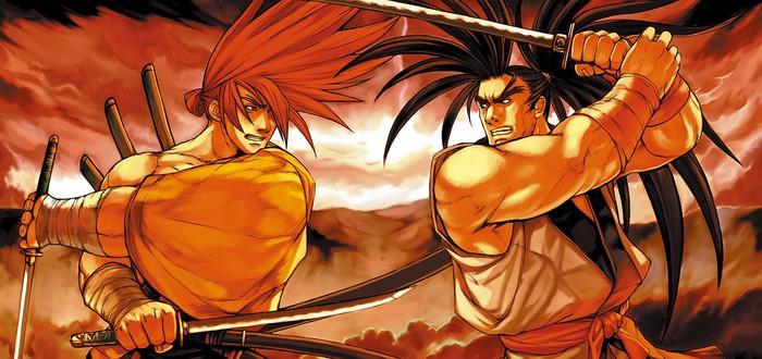 Samurai Shodown Collection выйдет 11 июня и будет бесплатной целую неделю в EGS