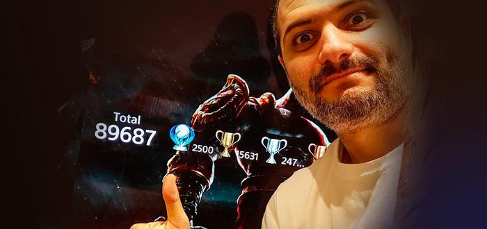 PS4-геймер выбил 2500 платиновых трофеев — это мировой рекорд