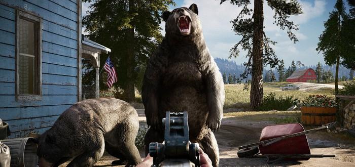 Бесплатные выходные Far Cry 5 с 29 по 31 мая