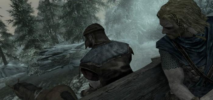 """Купи Skyrim — в расширении """"Греймур"""" для The Elder Scrolls Online присутствует легендарное вступление игры"""