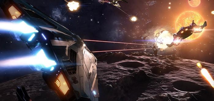 Авианосцы появятся в Elite: Dangerous 9 июня
