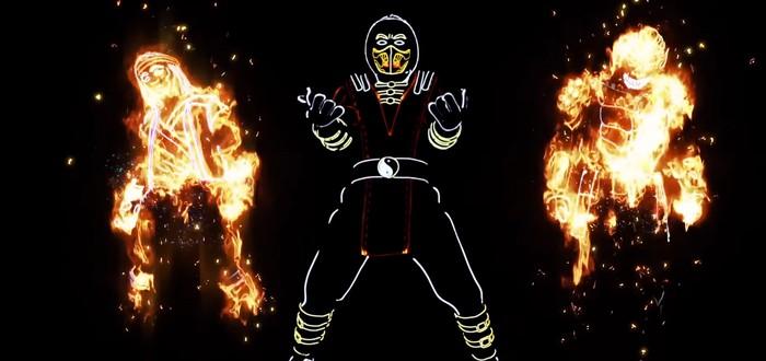 Музыкальный ролик Mortal Kombat 11: Aftermath с участием группы Light Balance