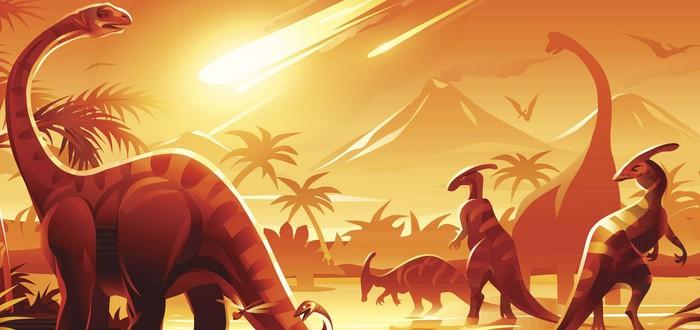 Метеорит, погубивший динозавров, упал на Землю под самым смертельным углом