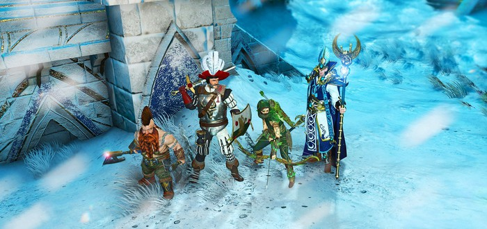 Апдейт к Warhammer: Chaosbane добавляет бесконечную башню