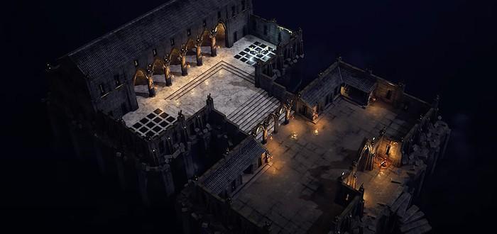 Новое видео демонстрирует 2 минуты фанатского ремейка Diablo 2 на Unreal Engine 4