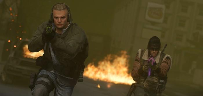 В Call of Duty: Warzone появился режим дуэтов