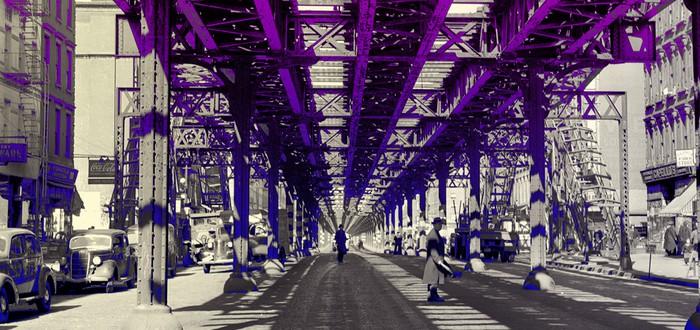 """Видео: История надземки Нью-Йорка из GTA 4 и """"Джона Уика"""""""