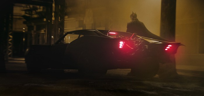 "Утечка: Детальный взгляд на бэтмобиль из ""Бэтмена"" Мэтта Ривза"