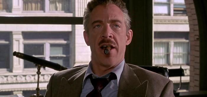 Дж. К. Симмонс может появиться в следующих фильмах о Человеке-пауке