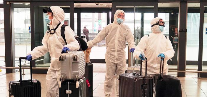 Японская компания придумала дешевый и простой способ защиты пассажиров в эпоху пандемии