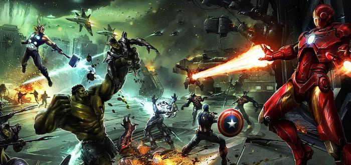 """Утечка: Геймплей из отмененного экшена по """"Мстителям"""""""