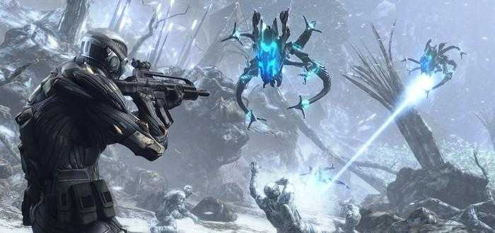 Улучшенная графика в геймплее фанатского ремастера Crysis