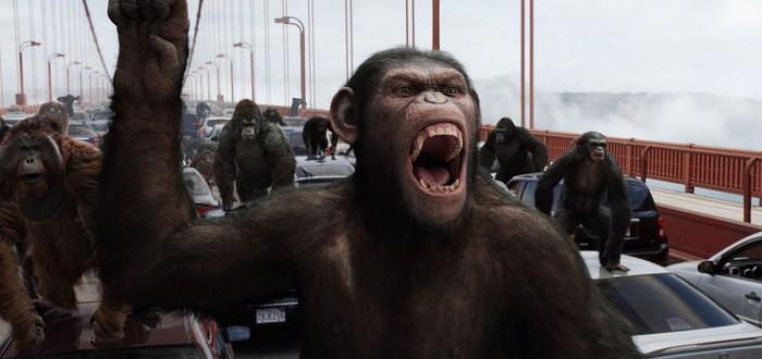 """Новый фильм """"Планета обезьян"""" продолжит события трилогии"""