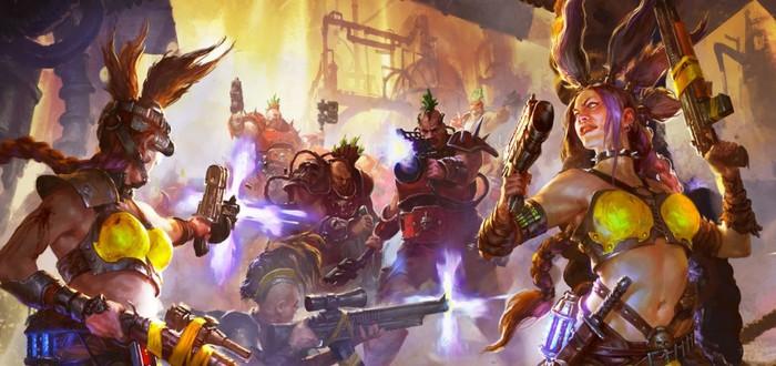 Пошаговая RPG Necromunda: Underhive Wars во вселенной Warhammer 40K выйдет летом