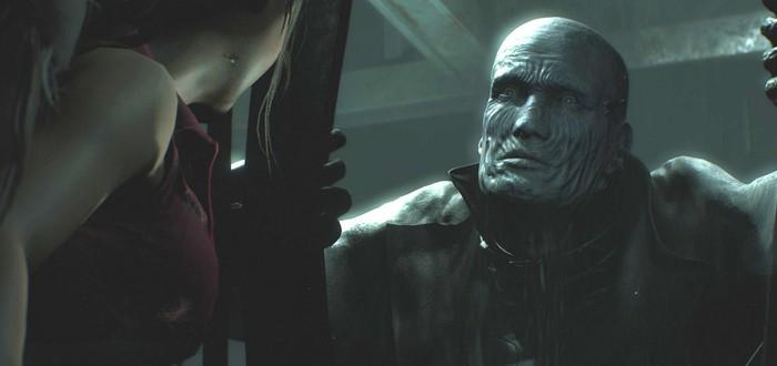 Анонсирована фигурка Тирана в кожаном плаще из Resident Evil 2