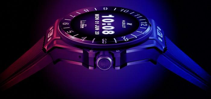 Представлены смарт-часы Hublot Big Bang e за 5800 долларов