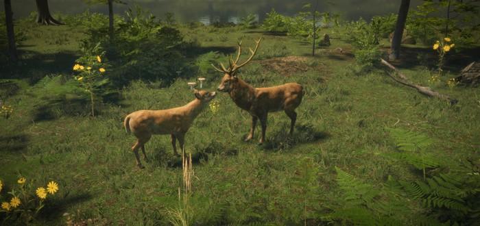 Управление природой в первом трейлере стратегии Natural Instincts