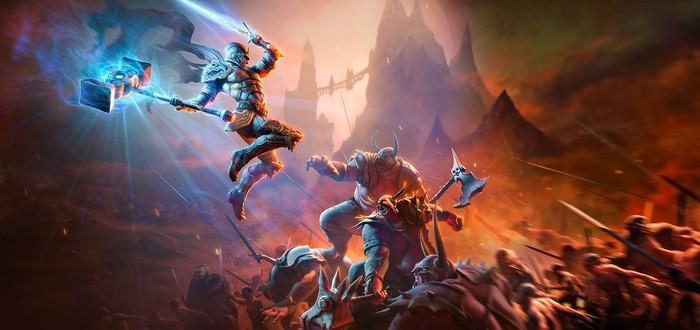 Ремастер Kingdoms of Amalur: Reckoning выйдет в августе