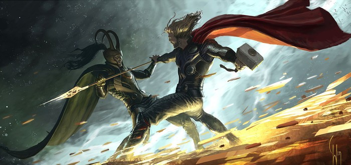 Marvel Studios опубликовала первую часть концепт-артов по MCU в виде постеров