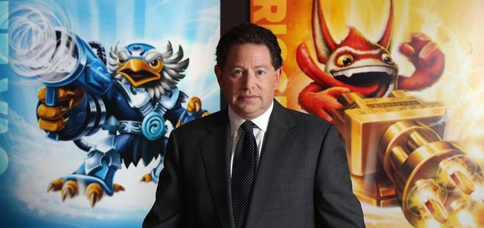 Акционер Activision Blizzard считает, что Бобби Котик получает слишком большую зарплату