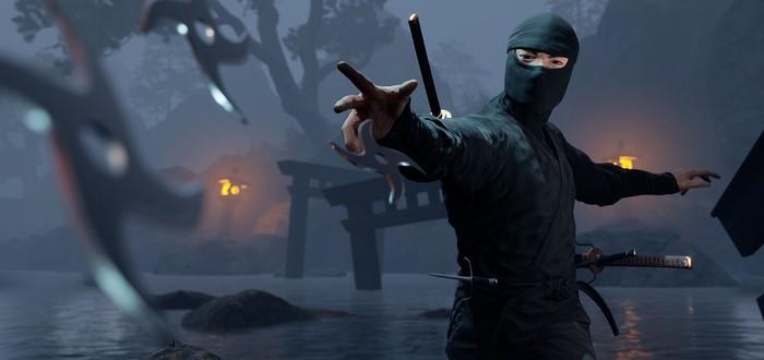 Создатели Car Mechanic Simulator анонсировали стелс-адвенучуру Ninja Simulator