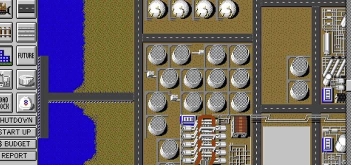 Забытый симулятор завода от Maxis появился в свободном доступе — можно играть в браузере