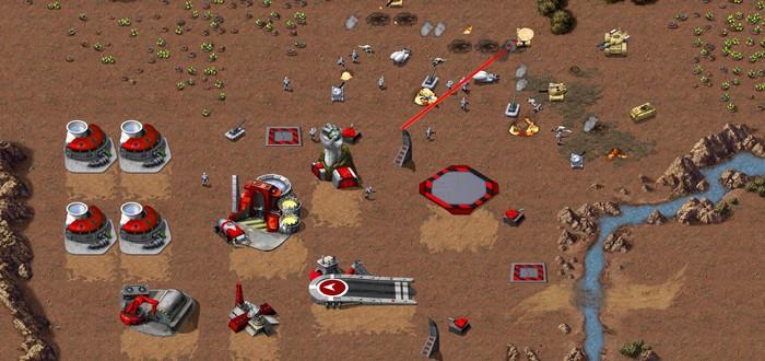 Пик онлайна ремастера Command & Conquer составил более 42 тысяч игроков