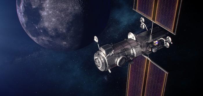NASA заказала у Northrop Grumman жилой блок для лунной орбитальной станции