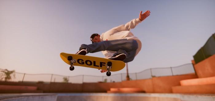 Skater XL снова получила новую дату релиза