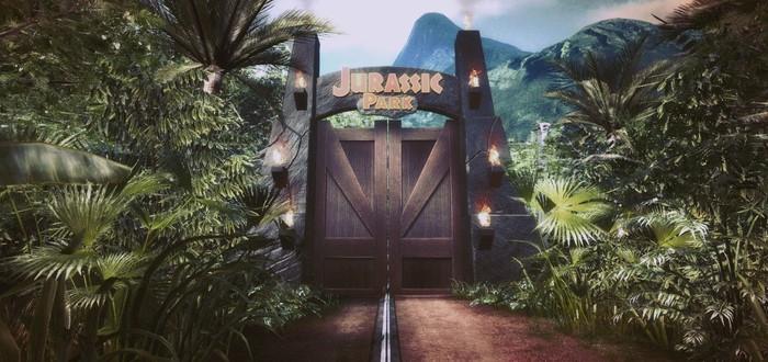 Jurassic Life перерос из мода для Half-Life 2 в полноценную бесплатную игру